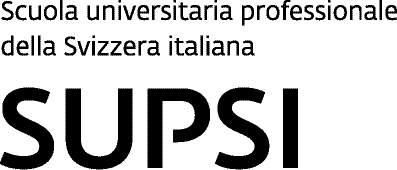 logo SUPSI 60mm ITALIANO